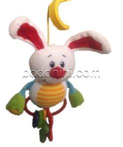 عروسک آویز baya baby care مدل خرگوش