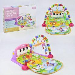 تشک بازی نوزادی موزیکال با پیانو