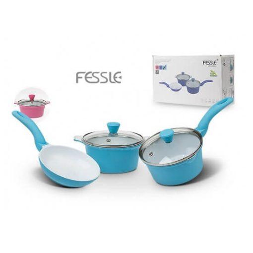 سرویس سرامیکی پخت غذای کودک Fessle