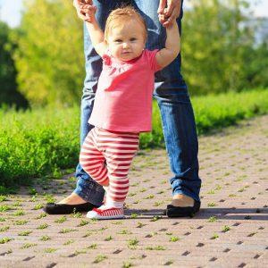 راه افتادن کودک