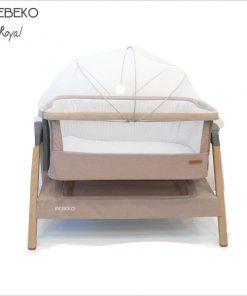 تخت کنار مادر bebeko مدل Royal