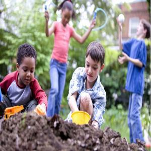 نقش بازی در رشد کودکان