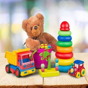 نقش اسباب بازی در رشد کودکان