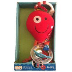 عروسک redkite مدل Olly Octopus