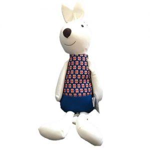 عروسک نخ کش پادراز طرح خرگوش