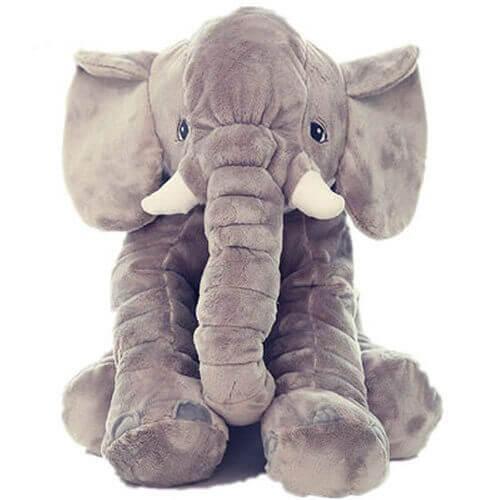عروسک فیل بالشتی طول 80 سانتیمتر