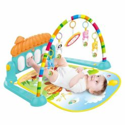 تشک بازی کودک baby piano gym mat