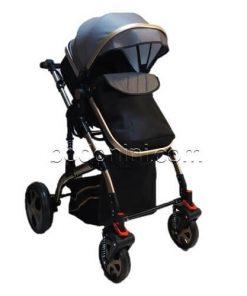 کالسکه mothercare مادرکر طوسی مدل 1108