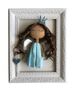 عروسک طرح روسی مدل فرشته
