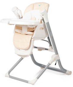 صندلی غذای تابشو jikel جیکل مدل 3 comfort رنگ کرم